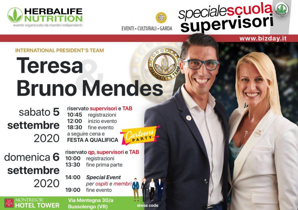 Speciale scuola supervisori - settembre 2020